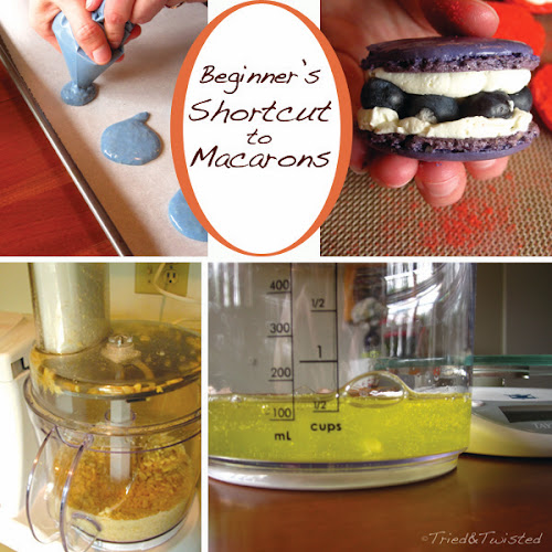 http://triedandtwisted.blogspot.com/2013/03/march-of-macarons-beginners-shortcut.html