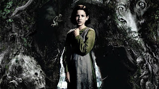 Ivana Baquero as Ofelia in Pan's Labyrinth