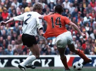 Cruyff, 14 Holanda