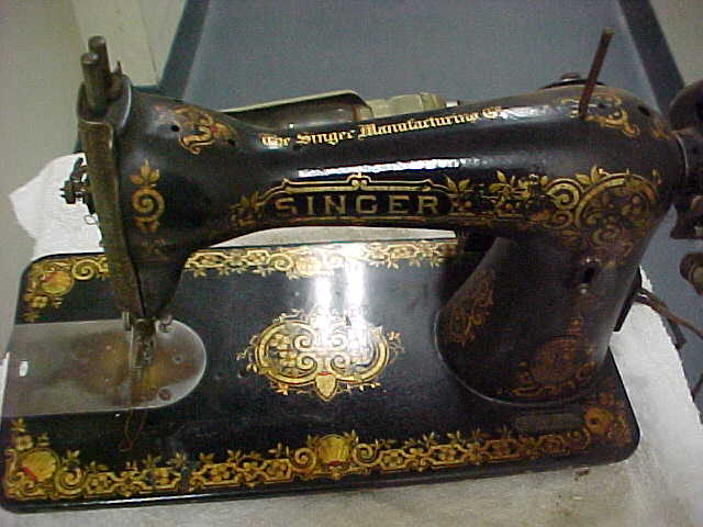 The Vintage Singer Sewing Machine Blog A Visual Guide To Amazing Antique Singer Sewing Machine Model 15 91