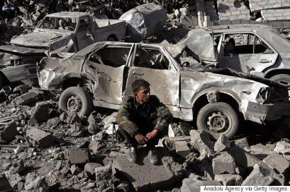 saudi airstrike in yemen