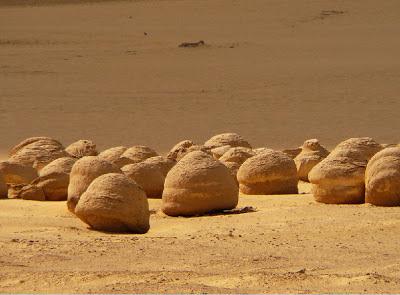 منطقه وادي البطيخ الجيولوجي