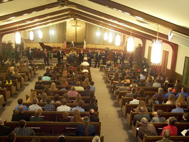 Storehouse Evangelism