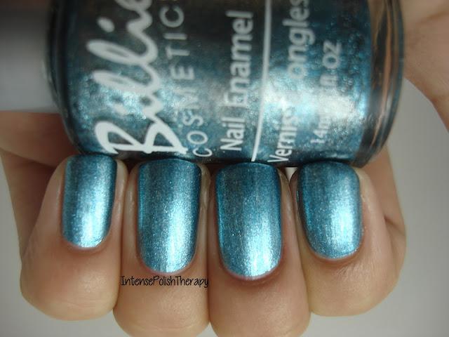 Billie Cosmetics - Steel Blue
