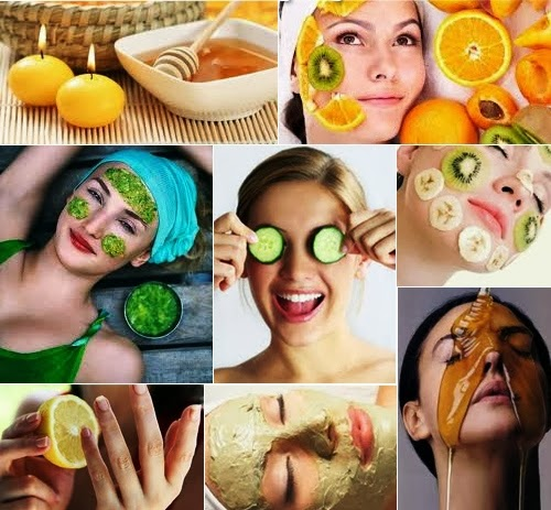 How to get glowing skin at home? Homemade beauty tips | Natural beauty tips