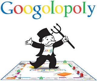 монополия google logo