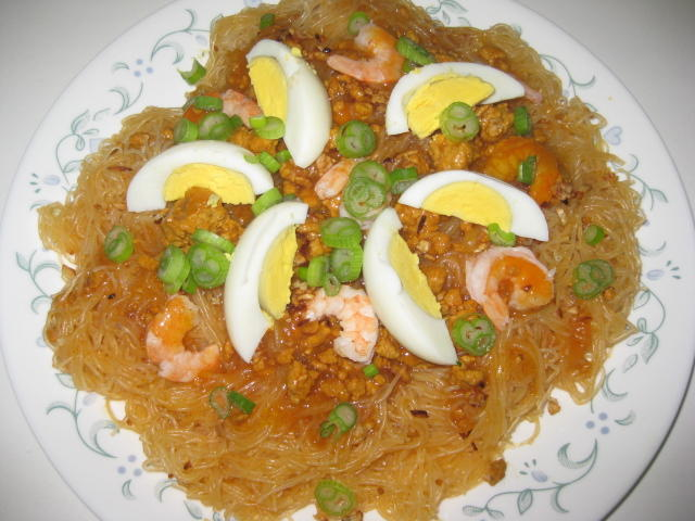 Thanks for everyone contributing to pancit palabok