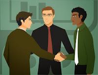 Introducing people - Memperkenalkan orang lain
