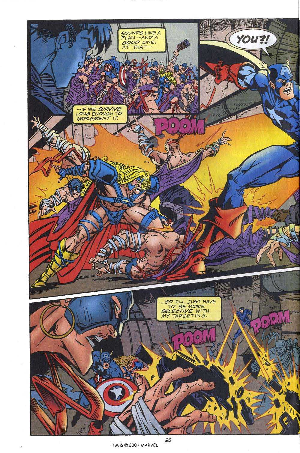 Captain America (1968) Issue #449c #405 - English 22