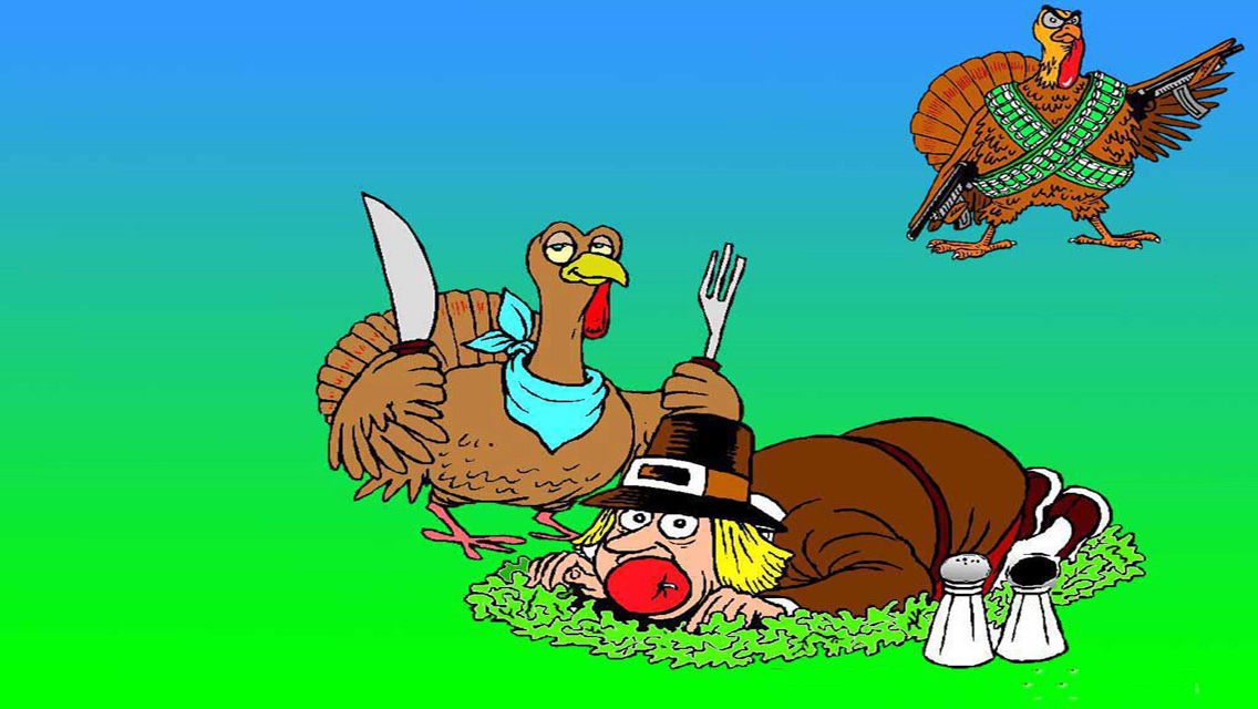 free fun thanksgiving wallpapers - photo #7