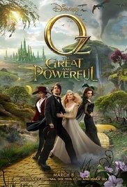 Lạc Vào Xứ Oz Vĩ Đại & Quyền Năng - Oz the Great and Powerful (2013)