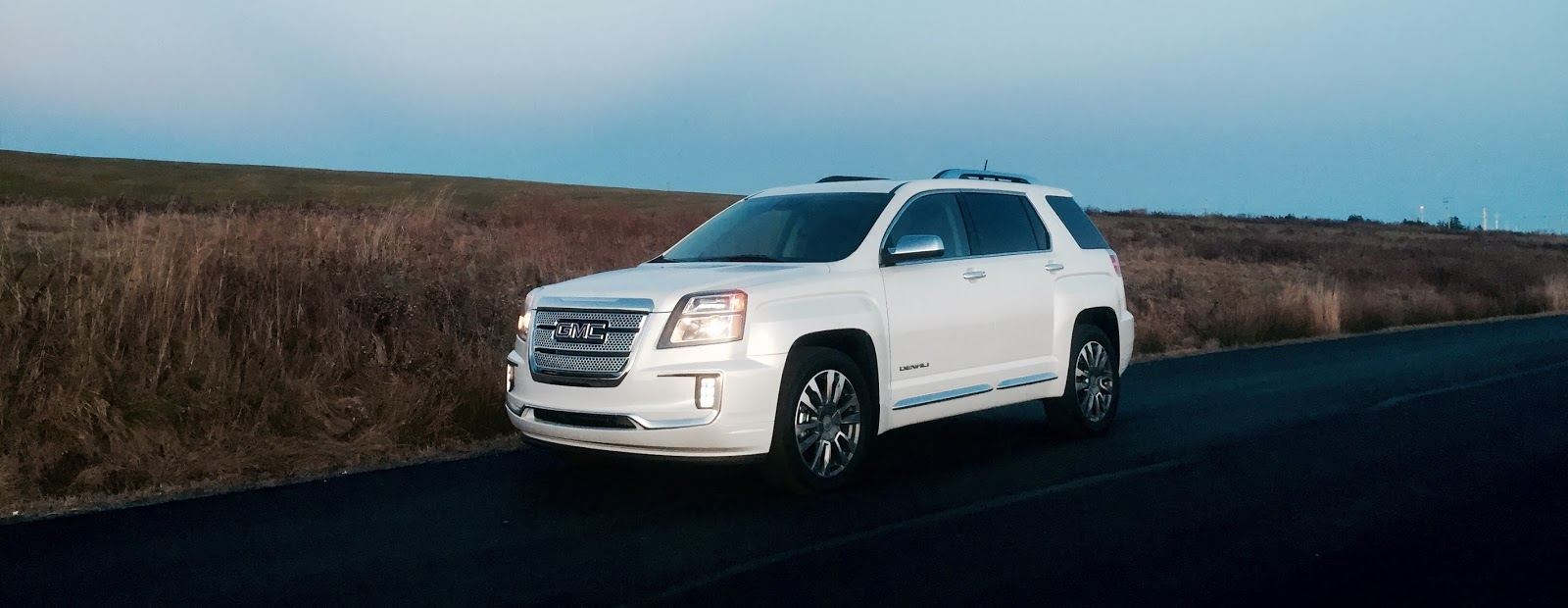view drive mechanically gmc news left first terrain denali automobile side front the magazine