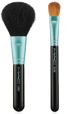 MAC Baking Beauties Powder/Blush BRUSH - Brush 252se
