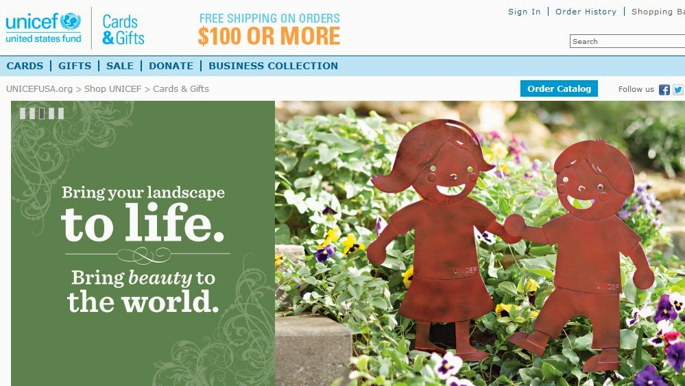UNICEF Offers New Line of Holiday Gifts Featuring Hand-Crafted ...