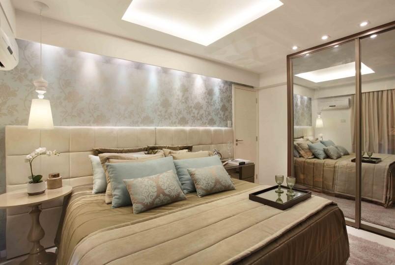 Projetos De Armarios Para Quarto De Casal : Construindo minha casa clean decora??o de quartos