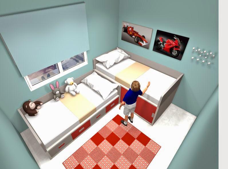 dormitorios juveniles online