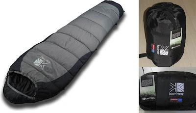 Sleeping Bag (kantong tidur) KARRIMOR - 350