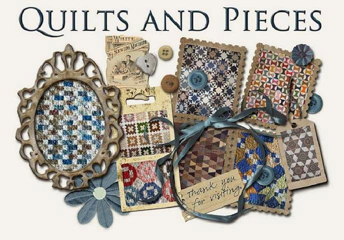 Quilts and Pieces