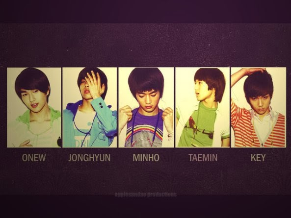 All About SHINee Members