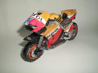 Honda RC213V Casey Stoner