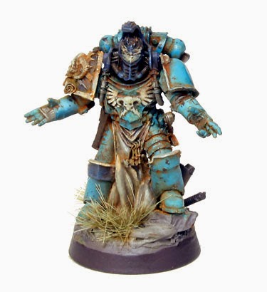 Pre Heresy Alpha Legion Librarian