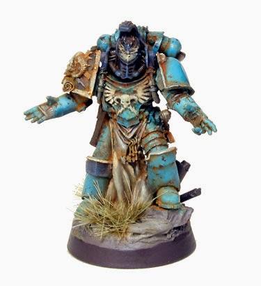 Pre Heresy Alpha Legion Librarian
