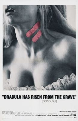 Dracula Has Risen from the Grave- Movie Trailer