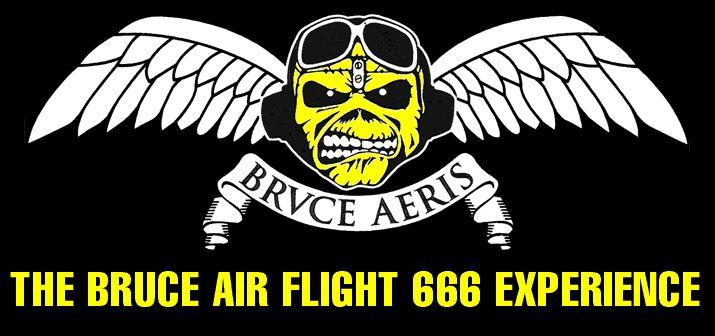 """del """"Flight 666"""" a miembros del club de fans de Iron Maiden"""