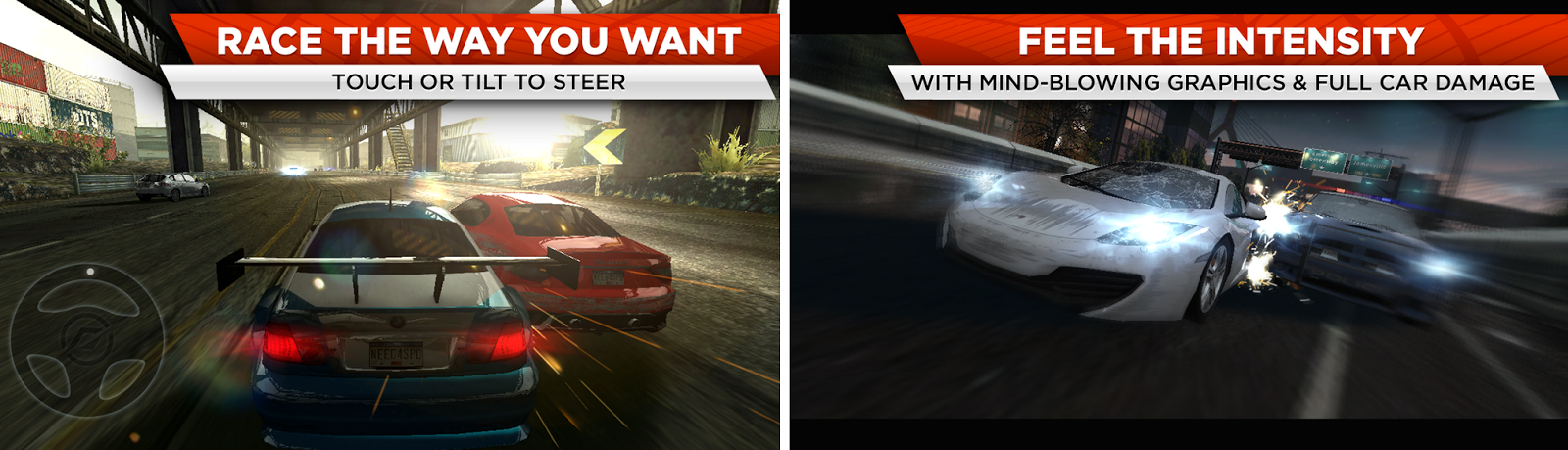Need for Speed™ Most Wanted v1.0.50 APK
