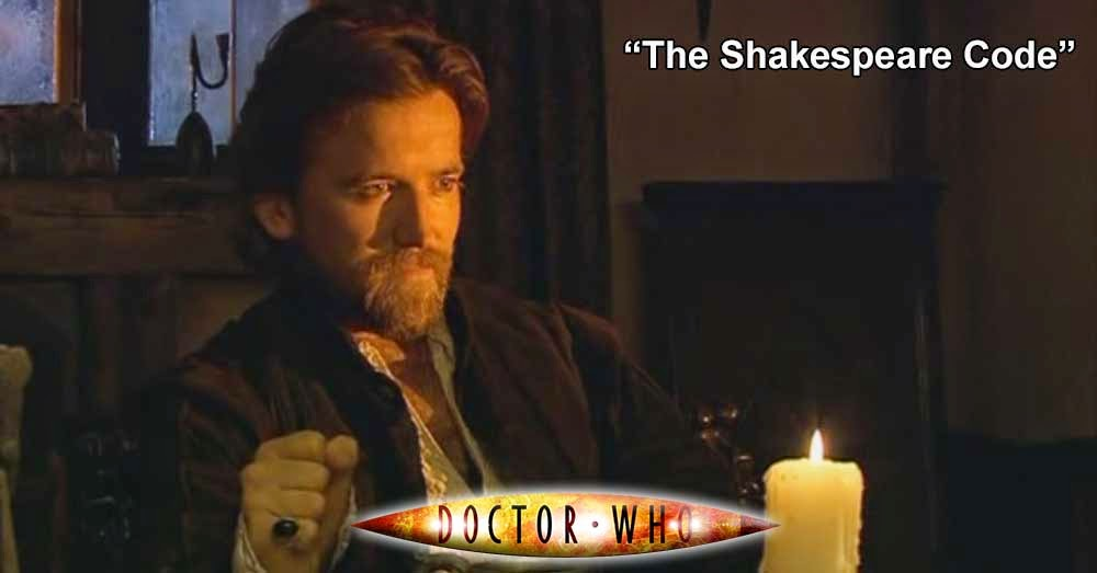 Doctor Who 180: The Shakespeare Code