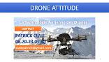 Drone attitude