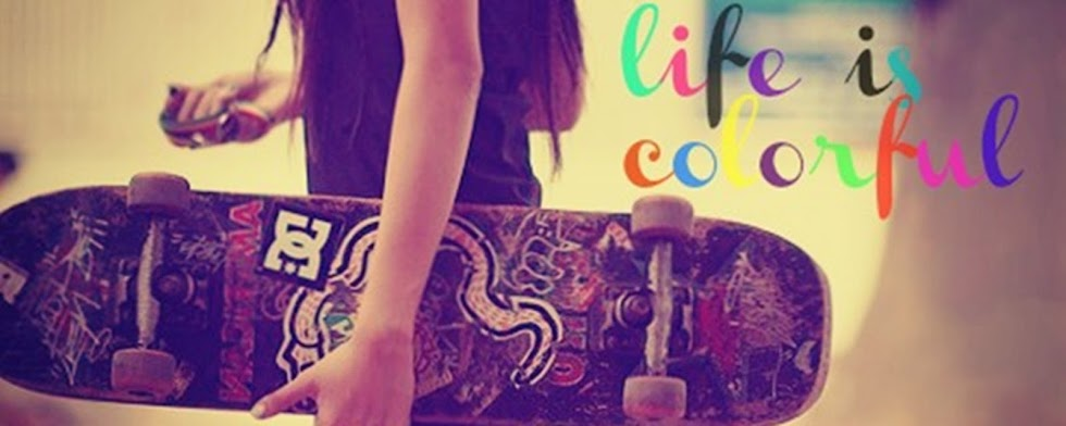 Life is colorfulツ