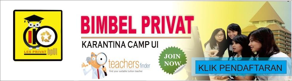 BPUI | BIMBEL PRIVAT UI | BIMBEL MASUK UI | PTN | BIMBEL INTENSIF SBMPTN ,Supercamp UI
