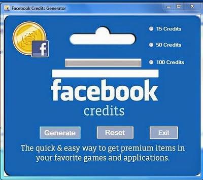Cara Hack Facebook Credits Gratis TERBARU work sampai 2015 - ISLINGTON