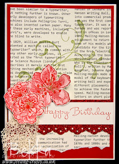 Sparkling Everything Eleanor Birthday Card