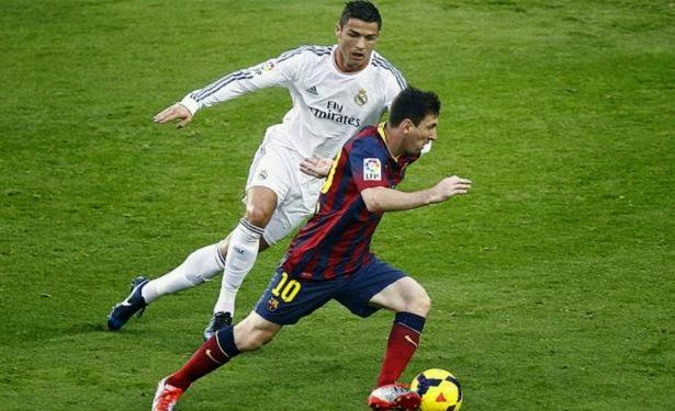 Cristiano Ronaldo Motivated Because Lionel Messi