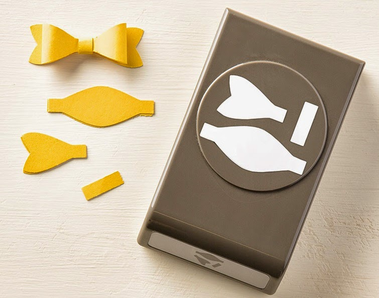 Stampin'UP!'s Bow Builder Punch