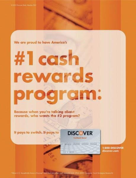 Discover Cashbacks
