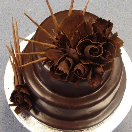Happy Birthday Wishes Friend with Chocolate Chocolate-Birthday-C