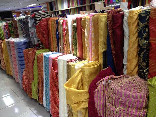 Fabrics: VC Trading