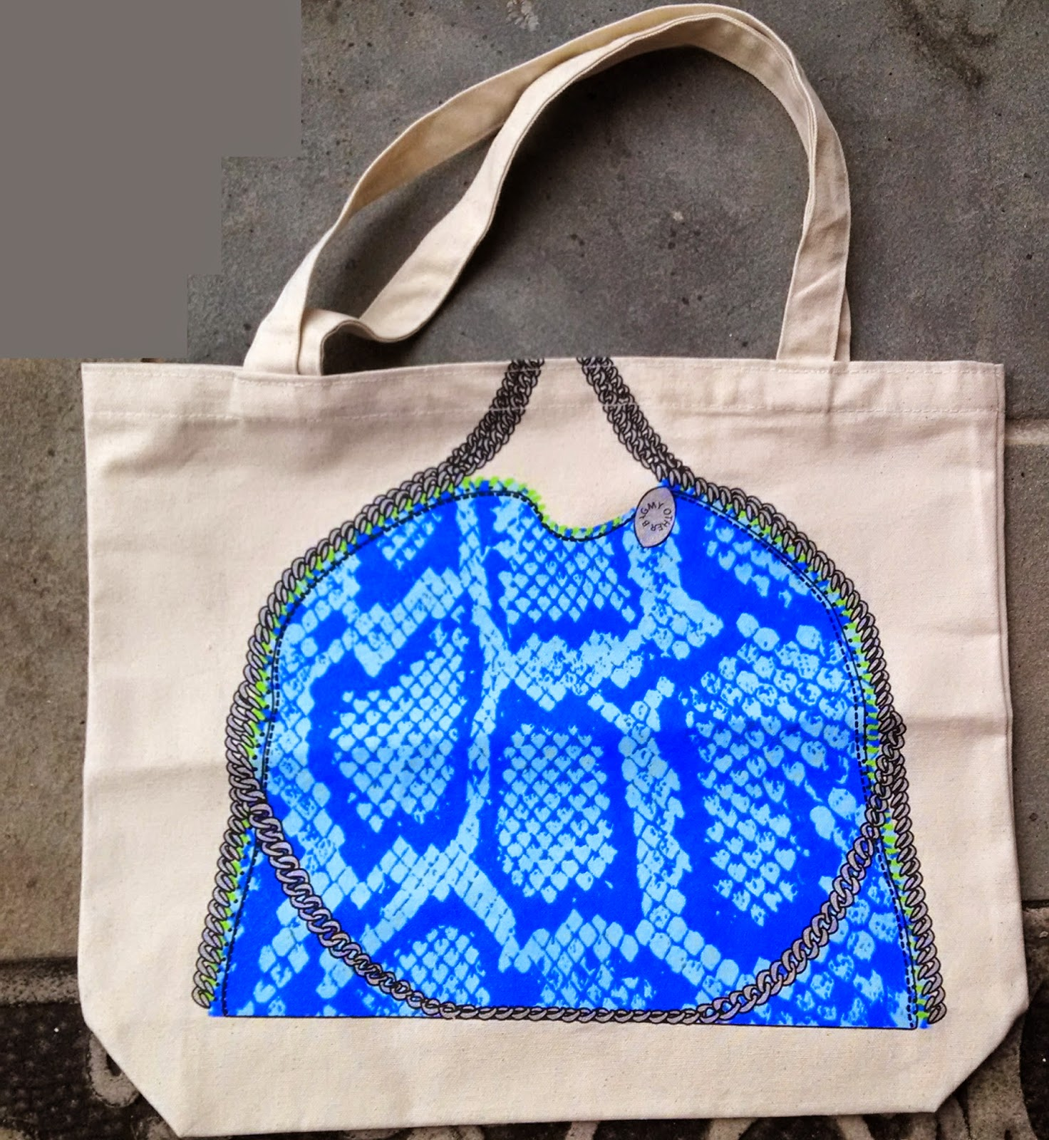 My Other Bag Victoria / The Blues Tote  Review