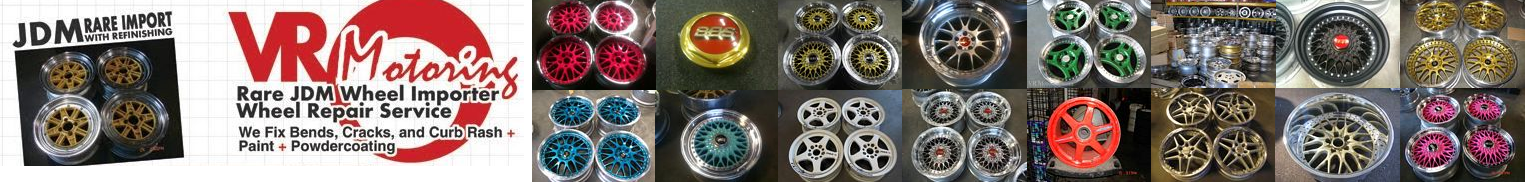 VR Motoring Used JDM Wheels and Rims