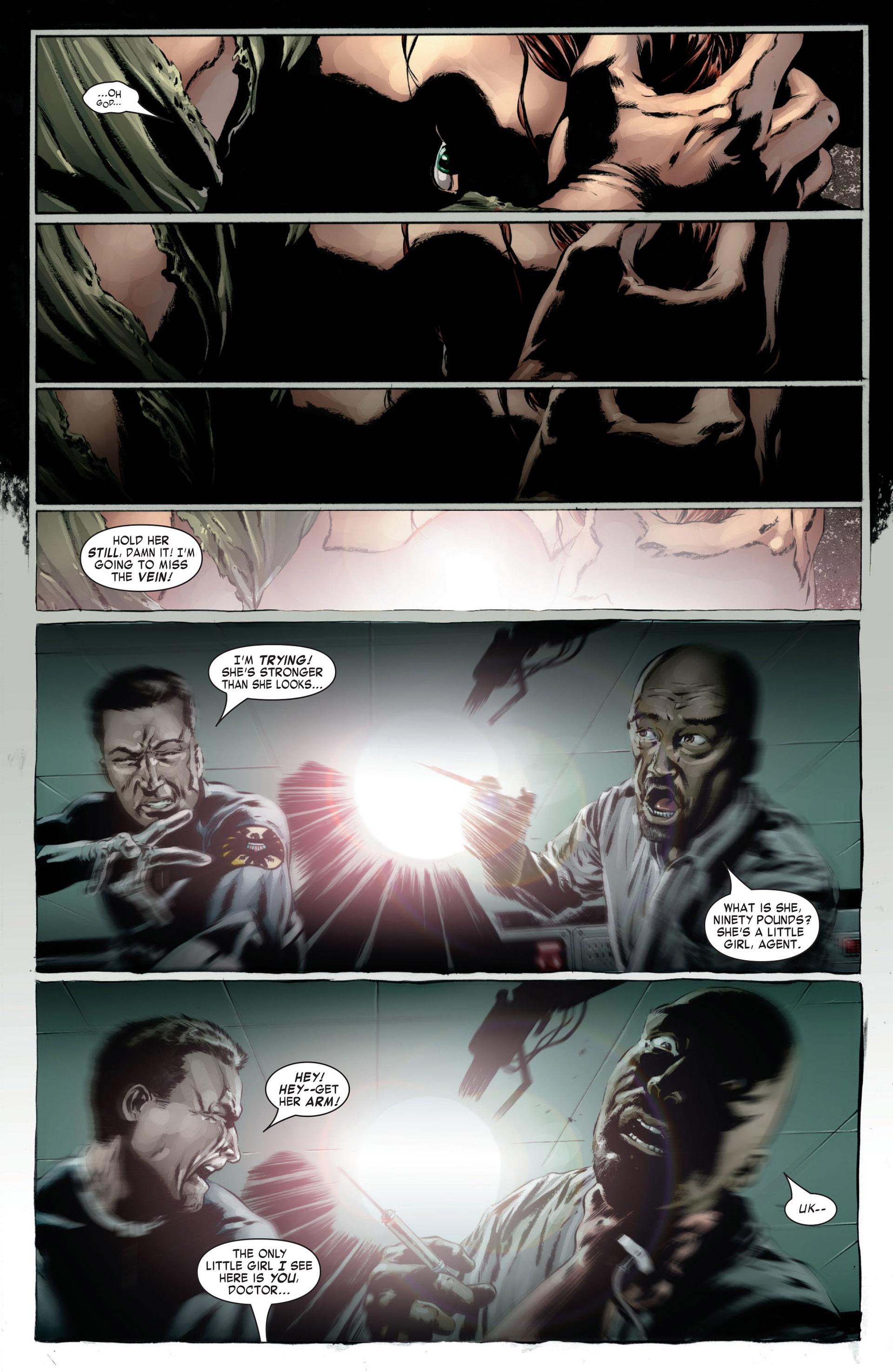 Captain America (2005) Issue #15 #15 - English 11