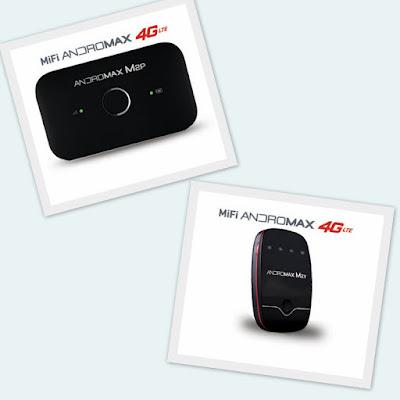 Modem 4G LTE Smartfren MiFi Andromax