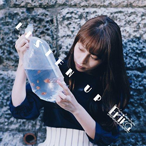 [Album] 西恵利香 – LISTEN UP (2015.12.15/MP3/RAR)