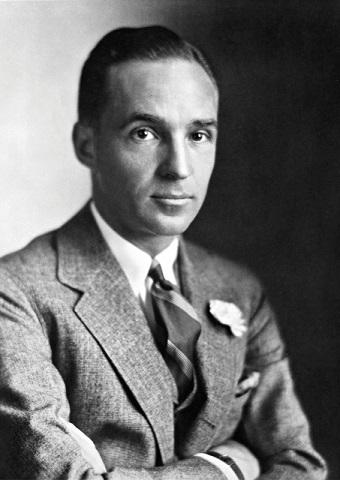 Edsel Ford. The son of Henry Ford ~