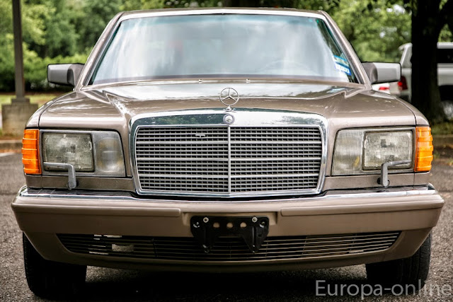 mercedes w126 300sdl us