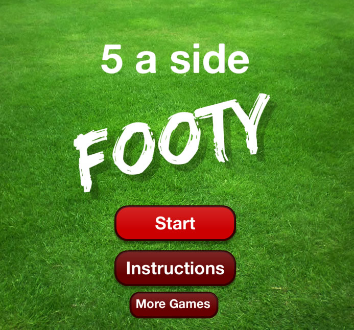 Unblocked Game : 5 a Side Footy
