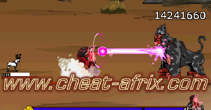 Cheat Damage 1 Hit Kill Ninja Saga Terbaru Cheat-Afrix