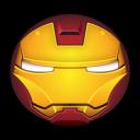 Iron Man Signature Adam Azkiya